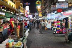 Khaosan Road Royalty Free Stock Images