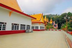 Khaosukim de Wat le 25 mars 2016 : Image stock
