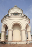 Khaowang. Building at khaowang and blue sky Royalty Free Stock Photography