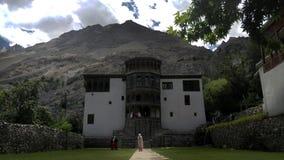 Khaplu堡垒 图库摄影