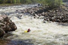 Free Khara-Murin, Russia - May 28. Rafting On The River Khara-Murin L Royalty Free Stock Photography - 77282957