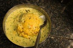 Kharabhat caldo Immagine Stock