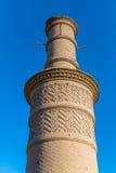 Kharanaq在伊朗 免版税库存照片