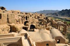 Kharanaq citadel Royalty Free Stock Image