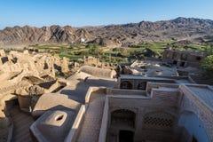 Kharanaq i Iran Royaltyfria Foton