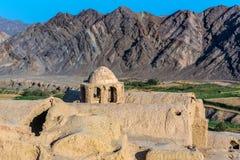 Kharanaq in Iran Royalty Free Stock Photos