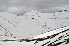 Khardung La pass Stock Photo