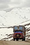Khardung La pass Royalty Free Stock Images