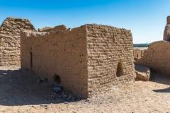 Kharga绿洲,埃及 库存图片