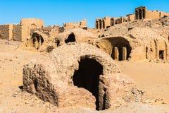 Kharga oas, Egypten Royaltyfri Foto