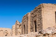 Kharga oas, Egypten Arkivbild