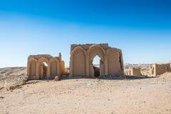 Kharga oas, Egypten Arkivfoton