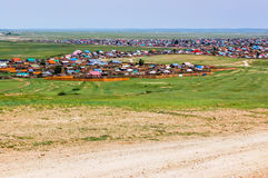 Kharhorin, Central Mongolia Stock Image