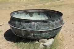 Kharkhorin Erdene Zuu kloster Royaltyfria Bilder