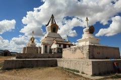 Kharkhorin Erdene Zuu Monastery Royalty Free Stock Photography