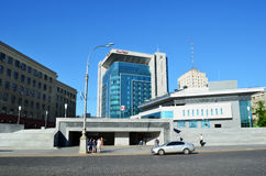 Kharkiv Palace Premier Hotel - Ukraine. Kharkiv Palace Premier  Hotel - Ukraine Royalty Free Stock Photos