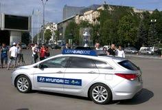 Kharkiv UEFA Cup in 2012 Stock Photos