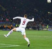 UEFA Champions League: Shakhtar Donetsk v Roma Royalty Free Stock Photos