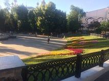 Kharkov park zdjęcia stock