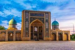 Khast Imam Mosque i Tasjkent, Uzbekistan fotografering för bildbyråer