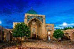 Khast Imam Mosque i Tasjkent, Uzbekistan royaltyfri foto