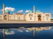 Free Khast Imam Mosque In Tashkent, Uzbekistan Royalty Free Stock Photos - 99537578