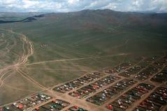 Khatgal, Mongolia Imagen de archivo libre de regalías