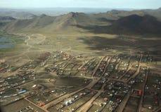 Khatgal, Mongolia Fotografía de archivo libre de regalías