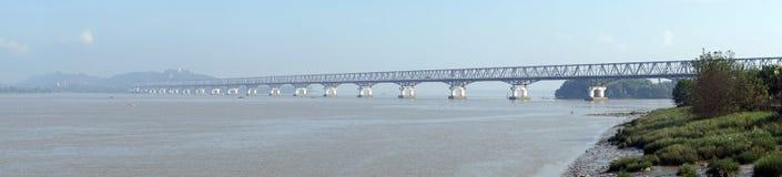 Khaung sae kyunn bridge Stock Image