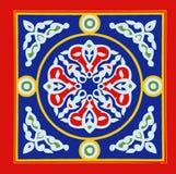Khayamia阿拉伯民俗的设计 免版税图库摄影