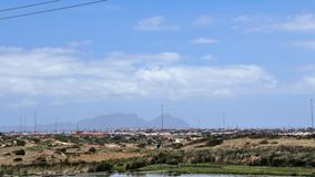 Khayelitsha Township in Cape Town. Khayelitsha was founded in 1985 as one of many townships in South Africa as part of the establishment of the apartheid system stock photos