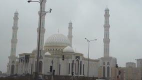 Khazret Sultan Mosque stock video
