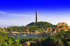Khe Ga Lighthouse. Stock Photos