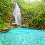 Khe Kem Wasserfall Lizenzfreie Stockbilder