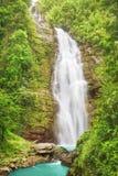 Khe Kem Waterfall stock photography