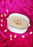 Kheer indiano tradicional da sobremesa Fotografia de Stock Royalty Free