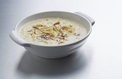 Kheer ou riz ou dessert au lait Photo libre de droits