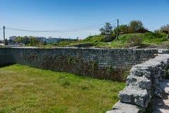 Khersones- Nationaal archeologisch park royalty-vrije stock fotografie