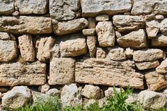 Khersones- Nationaal archeologisch park royalty-vrije stock foto