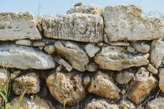 Khersones- Nationaal archeologisch park stock afbeeldingen
