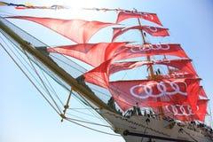 Khersones sailing vessel Royalty Free Stock Images