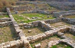 khersonesa ruiny Zdjęcia Royalty Free