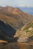 Khevsureti mountains Georgia Royalty Free Stock Photos