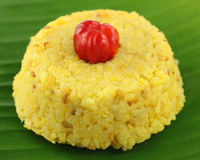 Khichuri of Bangladesh Royalty Free Stock Photo