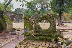 Khiem Tomb of Tu Duc in Hue Vietnam Royalty Free Stock Image
