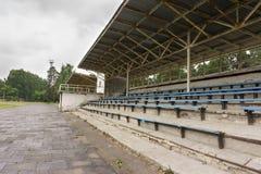 Khimmash stadium Royalty Free Stock Image