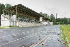 Khimmash stadium Royalty Free Stock Photography