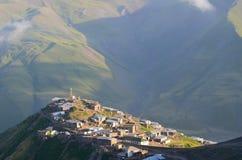 Xinaliq, Azerbaijan, a remote mountain village in the Greater Caucasus range