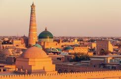 Khiva fotografia stock