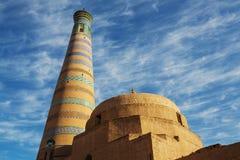 Khiva zdjęcia royalty free